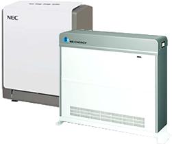 NECと4Renergyのリチウムイオン蓄電池