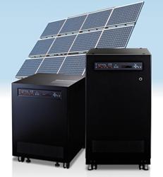 太陽光パネルと直接接続対応